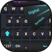 Big letters keyboard