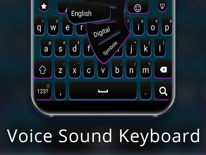 Voice Sound Keyboard for Android - APK Download