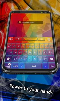 Colors Keyboard apk screenshot
