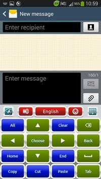 Colorz Keyboard apk screenshot