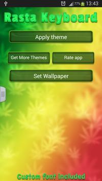 Rasta Keyboard apk screenshot
