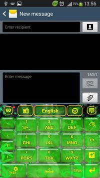 Reggae Keyboard apk screenshot