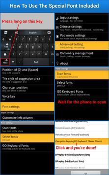 Silent Night Keyboard apk screenshot