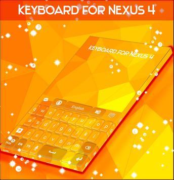 Keyboard for Nexus 4 screenshot 3