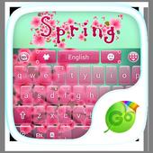 Spring Go Keyboard Theme icon