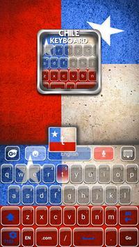 Chile Keyboard screenshot 3