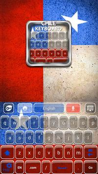Chile Keyboard screenshot 1