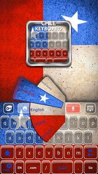 Chile Keyboard screenshot 2