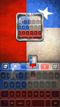 Chile Keyboard screenshot 4