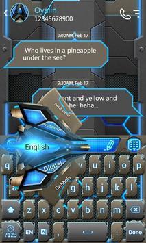 Craft Keyboard Theme & Emoji apk screenshot