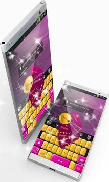 Quicksilver GO Keyboard apk screenshot