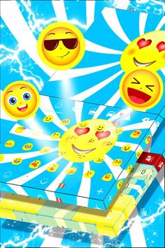 Cute Sun Emoji Keyboard Theme for Android - APK Download