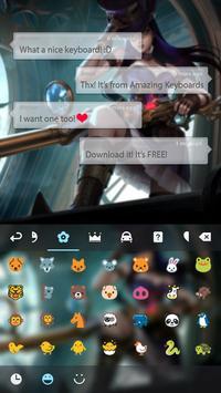 Caitlyn Theme screenshot 2
