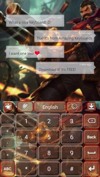 Graves LoL Theme apk screenshot