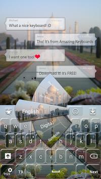India Keyboard Theme poster