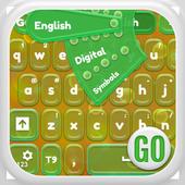 GO Keyboard Color Bubbles icon