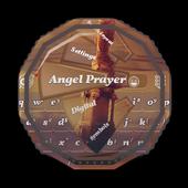 Angel Prayer GO Keyboard icon