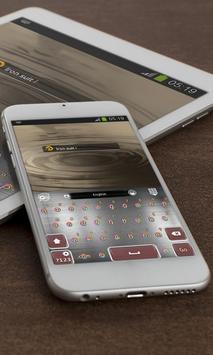 Iron suit GO Keyboard apk screenshot