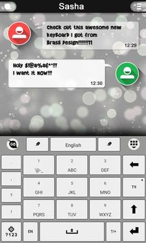 iKeyboard for GO apk screenshot