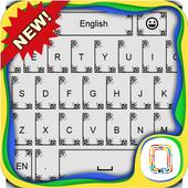 QR Code Keyboard Theme icon