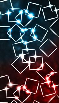 Square keyboard theme screenshot 4