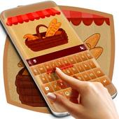 Bread Lover Theme Keyboard icon