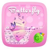 Butterfly GO Keyboard Theme icon