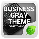 GOKeyboard Business Gray Theme icon