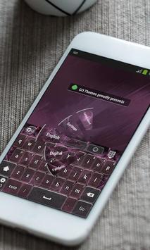 Experiment Keyboard Skin apk screenshot
