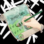 Memory flash Keyboard Skin icon