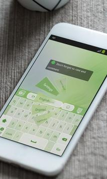 Nature serenity Keyboard Skin apk screenshot