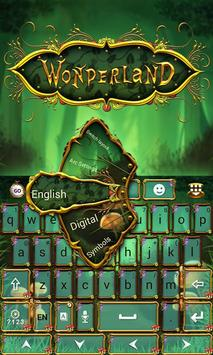 Wonderland Keyboard screenshot 1