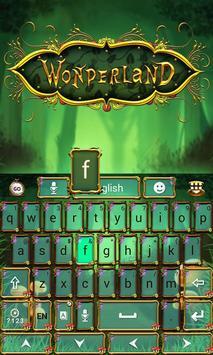 Wonderland Keyboard screenshot 2