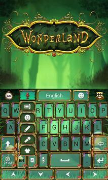 Wonderland Keyboard screenshot 3