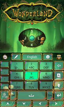 Wonderland Keyboard screenshot 4
