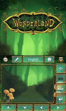 Wonderland Keyboard screenshot 5