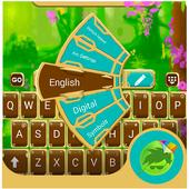 Fairytale Forrest Keyboard Theme icon