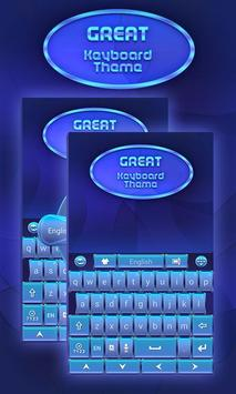 Great Keyboard Theme poster