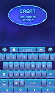 Great Keyboard Theme screenshot 1