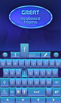 Great Keyboard Theme screenshot 3