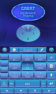 Great Keyboard Theme screenshot 4