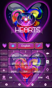 Marble Color Keyboard Theme screenshot 4