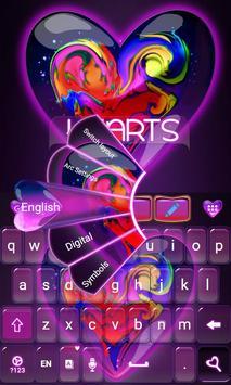 Marble Color Keyboard Theme screenshot 1