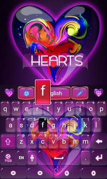 Marble Color Keyboard Theme screenshot 2