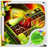 Rasta Theme Keyboard icon