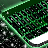 Neon Keyboard Theme icon
