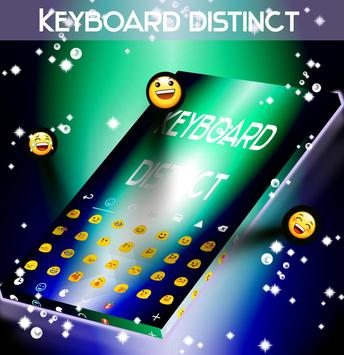 Distinct Keyboard apk screenshot