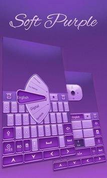 Soft Purple poster