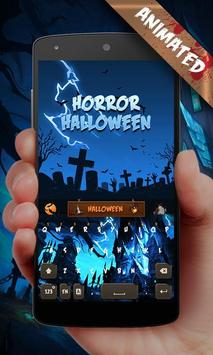 Horror Halloween poster