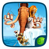 Ice Age Go Keyboard Theme icon